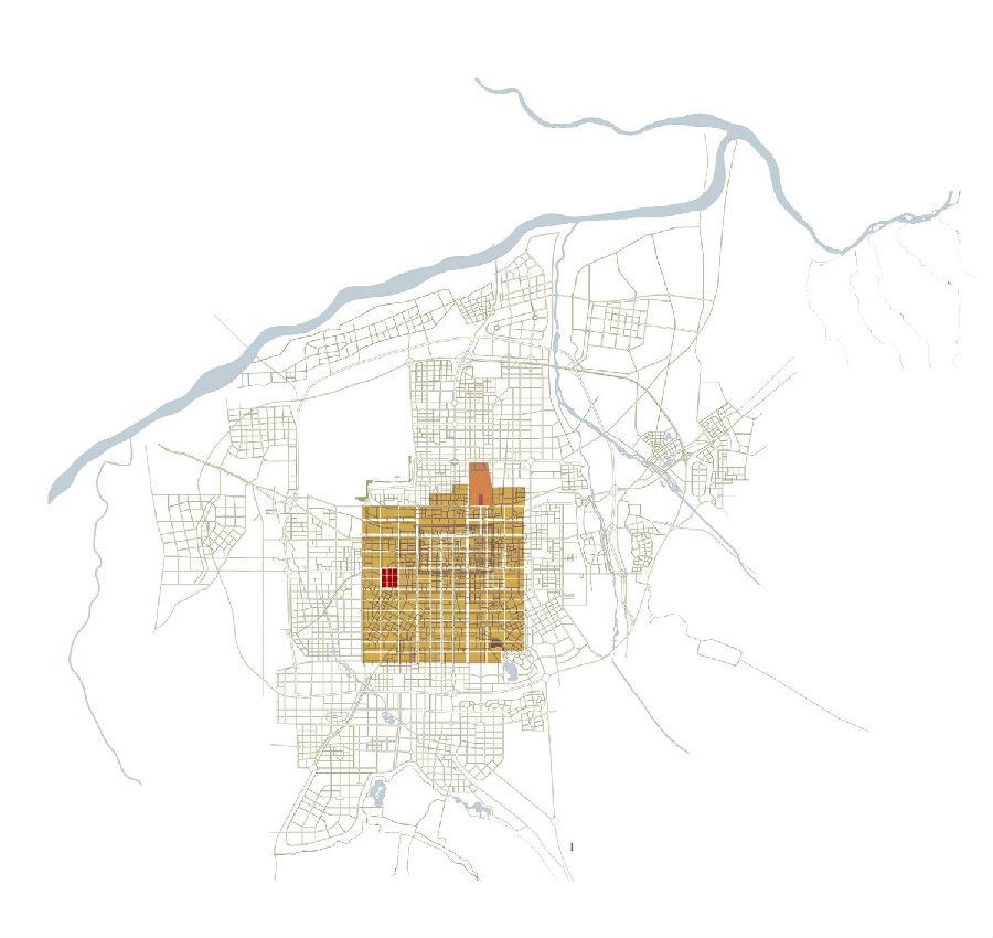大唐西市博物馆,建筑艺术