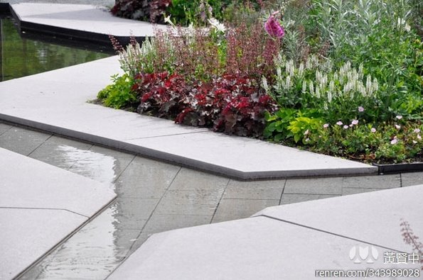 德国极简主义庭院花园设计par an